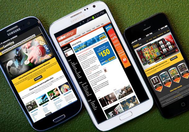 Mobilwetten – Wetten über das Handy